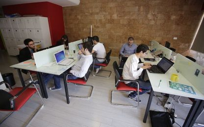 Internet e Tlc, una nuova impresa su due è under 35