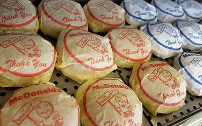 McDonald's, il rilancio del colosso passa dalle consegne a domicilio