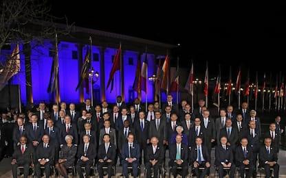 """G20, si cerca compromesso su commercio. Sparisce """"no"""" a protezionismo"""
