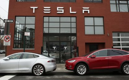 Tesla supera Gm: prima casa automobilistica Usa per valore in Borsa