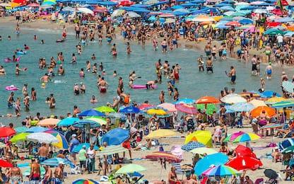 Touring club: questa estate in vacanza oltre il 90% degli italiani