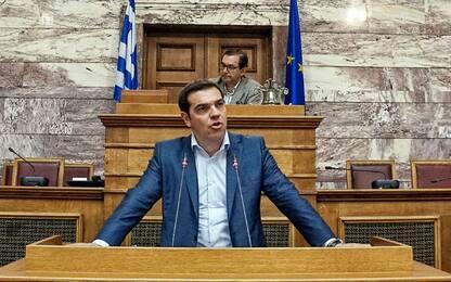 Europa, la Grecia approva nuove misure d'austerità