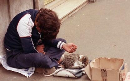 Bankitalia: un bambino su 10 in povertà assoluta