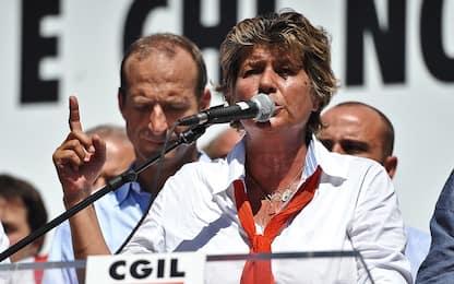 La Cgil torna in piazza a Roma contro i voucher