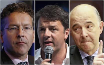 """Ue frena proposta di Renzi: """"Su deficit non decide il singolo Stato"""""""
