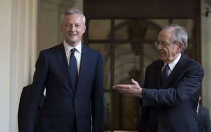 """Fincantieri, vertice Italia-Francia. Padoan: """"Vogliamo maggioranza"""""""