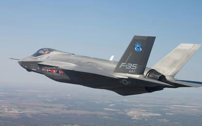 """F-35, Corte Conti: """"Costi raddoppiati, ma andare avanti con programma"""""""