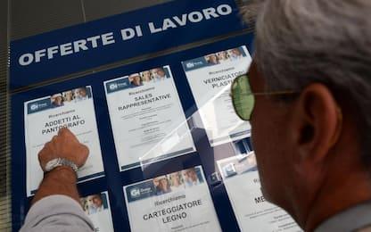 Lavoro, Istat: oltre 23 milioni di occupati, torna livello del 2008