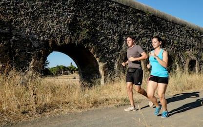 Sport, ecco tutti i benefici di corsa e camminata sul cervello