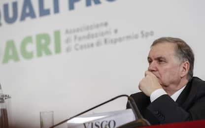 """Bankitalia, Visco: """"Non esiteremo a dar conto del nostro operato"""""""