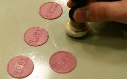 Nestlé, cioccolato rosa per conquistare il mercato asiatico