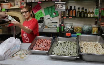 Export, record di cibo Made in Italy negli Stati Uniti