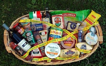 Analisi biochimiche per smascherare il falso formaggio Made in Italy
