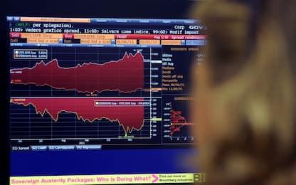 Spread in aumento, colpa dei tassi in crescita in tutto il mondo