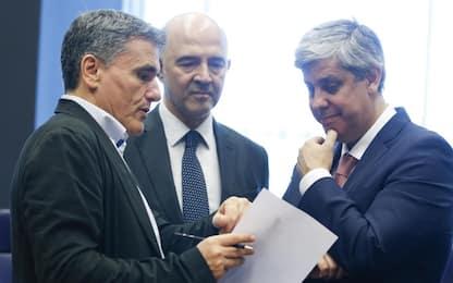 Grecia, accordo dell'Eurogruppo: ok ad alleggerimento debito
