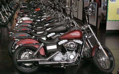 Harley-Davidson, test su strada per il suo primo scooter elettrico