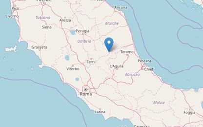 Terremoto vicino ad Accumoli, scossa di magnitudo 2,9