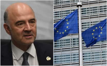"""Moscovici: """"L'Italia non può lamentarsi, corregga i conti per il 2019"""""""