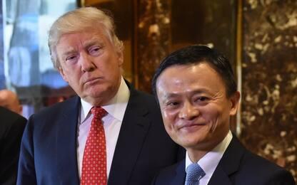 Dazi, schiaffo Alibaba a Trump: no a 1 mln di posti di lavoro in Usa