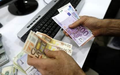 Manovra, da taglio cuneo 500 euro in più all'anno in busta paga