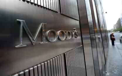 Manovra, Moody's: lo scontro con l'Ue manterrà alto lo spread
