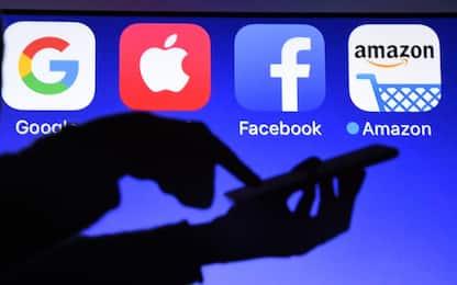 Francia, al via dal primo gennaio la tassa ai colossi del web