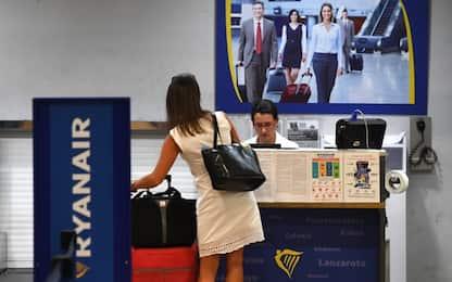 Ryanair condannata in Spagna per aver fatto pagare il bagaglio a mano