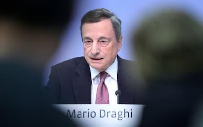 """Draghi: """"Lo spread aumenta se si sfidano le regole Ue"""""""