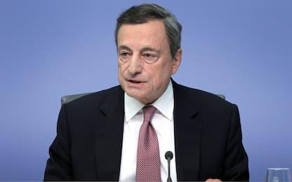 """Mario Draghi conferma: """"A dicembre stop al Quantitative easing"""""""