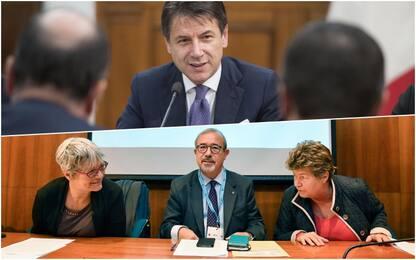 """Manovra, Conte incontra sindacati: """"Serve patto fiscale con cittadini"""""""