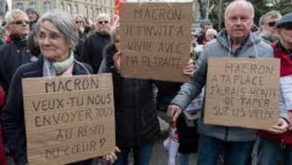 Le conseguenze delle promesse di Macron sui conti pubblici