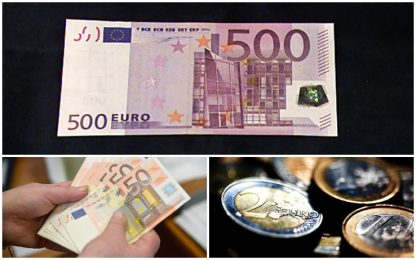 L'euro compie 20 anni, dal 27 gennaio 2019 addio alle banconote da 500