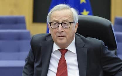 """Ue, autocritica di Juncker: """"Durante crisi austerità avventata"""""""