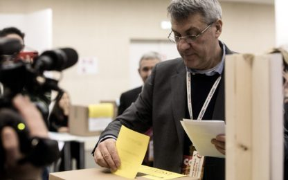 Cgil, Maurizio Landini è il nuovo segretario generale