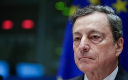 Mario Draghi, ultimo giorno da presidente Bce