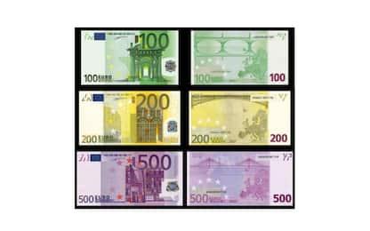 Stop alle banconote da 500 euro, in arrivo le nuove da 100 e 200 euro