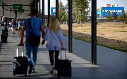 Carpisa fa causa a Enac, danni da divieto imbarco trolley in aereo