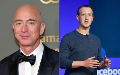 La classifica degli uomini più ricchi del mondo. FOTO