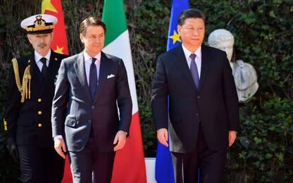 Via della Seta, gli accordi commerciali e le intese tra Italia e Cina
