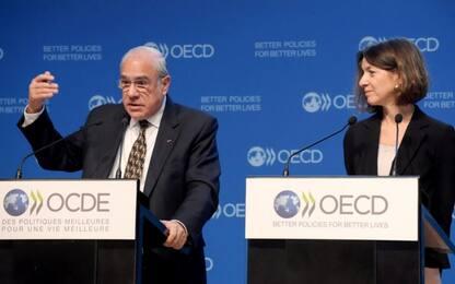"Ocse: ""L'economia italiana più debole. Quota 100 rallenta crescita"""