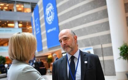 "Def, Moscovici a Sky Tg24: ""Italia fonte d'incertezza per l'Eurozona"""