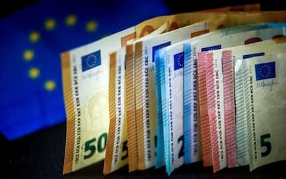 Nuove banconote da 100 e 200 euro, ecco come sono. FOTO