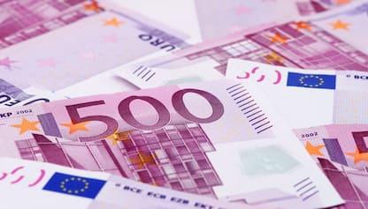 Addio ai 500 € (e ai ramini!)