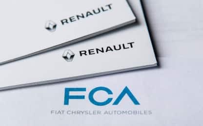 FCA-Renault, riprende quota l'ipotesi fusione
