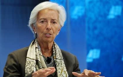 """G20, Lagarde: """"Guerra dazi principale minaccia a economia mondiale"""""""