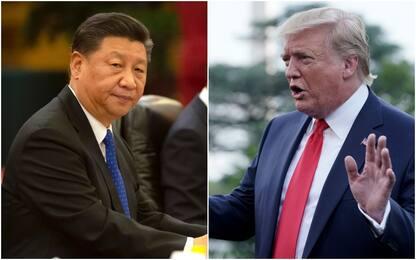 """Trump annuncia nuovi dazi alla Cina. Pechino: """"Contromisure"""""""