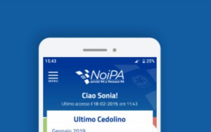 NoiPa, sul portale della Pa i cedolini elettronici degli stipendi