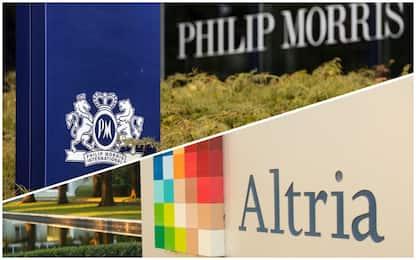 Philip Morris-Altria, trattativa di fusione per colosso tabacco