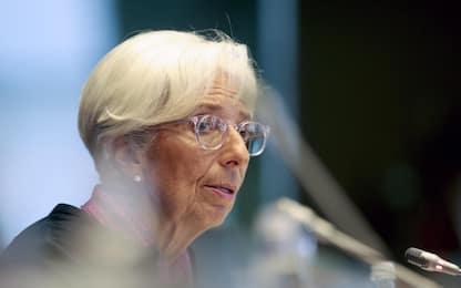 """Coronavirus, Lagarde: """"Segnali preoccupanti dal mercato del lavoro"""""""