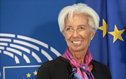 """Bce, Lagarde: """"Tutti dobbiamo combattere il cambiamento climatico"""""""